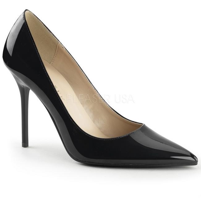 CLASSIQUE-20 zapato de salón para hombres negro talla 44 - 45