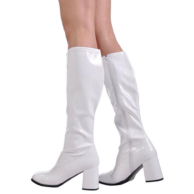 GOGO-300 botas de mujer para hombres blanco talla 42 - 43