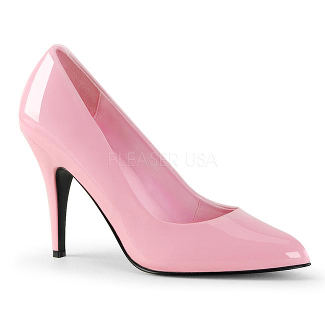 VANITY-420 zapato de salón para hombres rosa talla 42 - 43